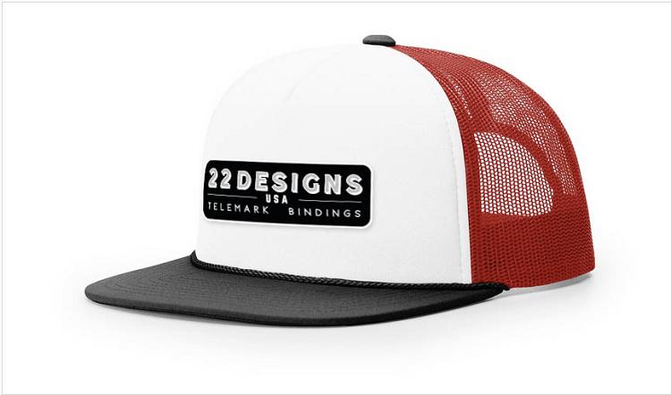 65ef45eb674f1 Home   Schwag   22 Designs Trucker Hat