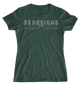 22 Designs Women's Tshirt