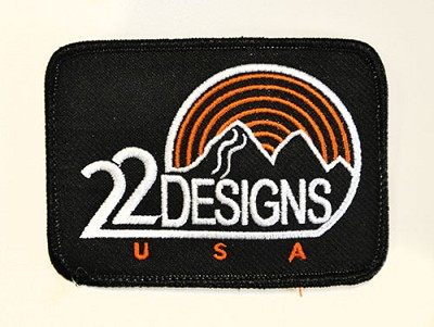 22 Designs Large Patch